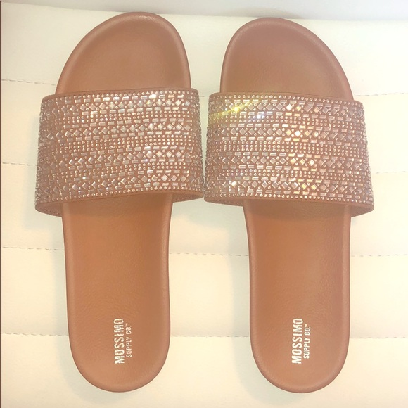 Mossimo Supply Co. Shoes - Target Mossimo Slides- Never Worn